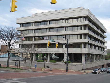 Akron Ohio US Disctrict Courthouse